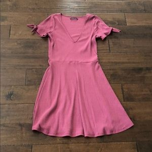 Rose Pink Abercrombie Dress. Size Large Tall.